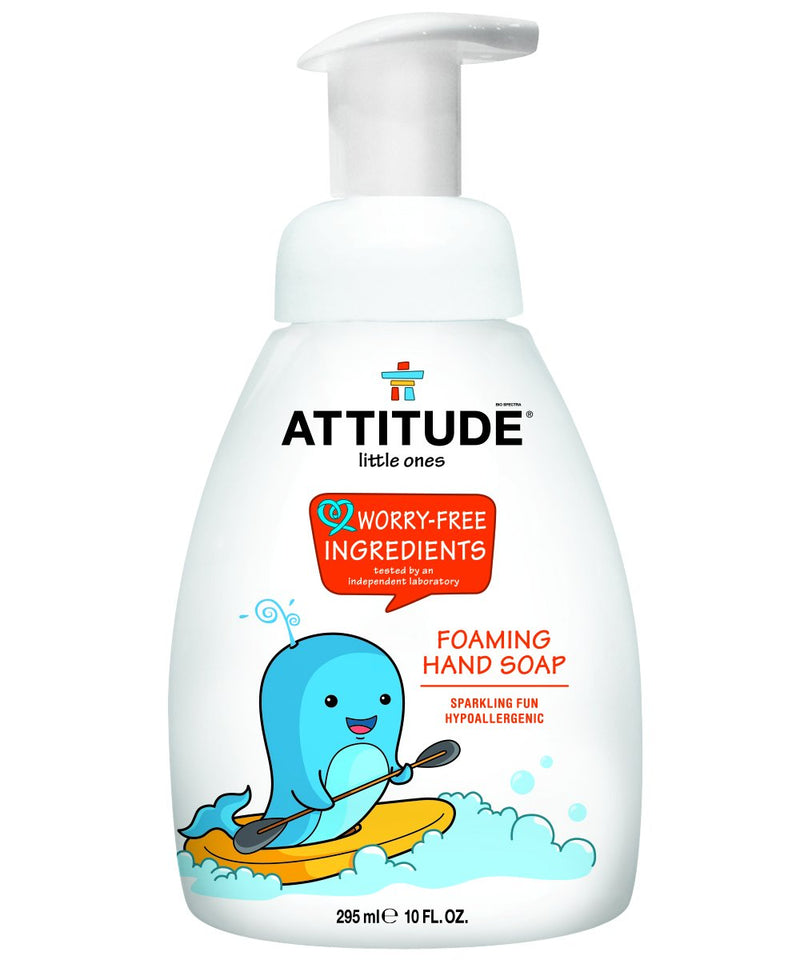 Kids Foaming Hand Soap - Sparkling Fun I ATTITUDE_en?_main?