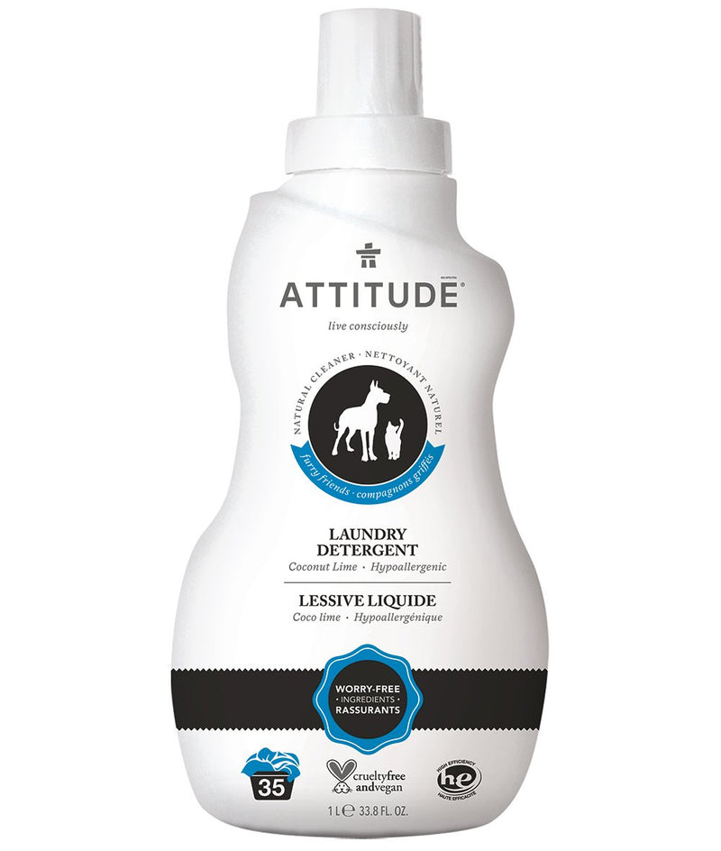 Natural Pet laundry Detergent - Coco Lime I ATTITUDE_en?_main?