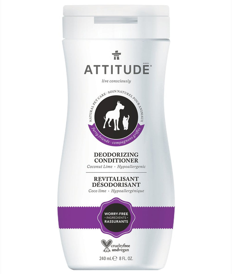 Natural Pet Deodorizing Conditioner - Coco Lime I ATTITUDE_en?_main?