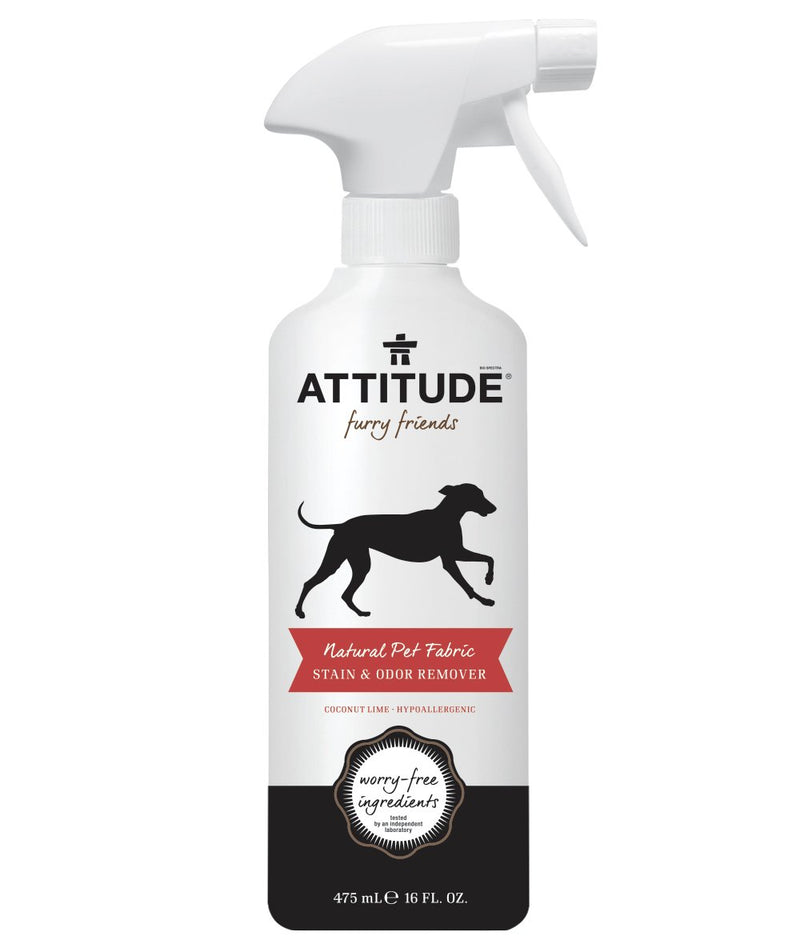 ATTITUDE Coco Lime Pet Fabric Stain & Odor Remover _en?_main?