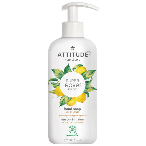 ATTITUDE Super leaves™ Liquid Hand Soap Lemon Leaves _en?_main?