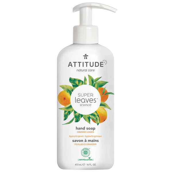 ATTITUDE Super leaves™ Liquid Hand Soap Orange Leaves _en?_main?