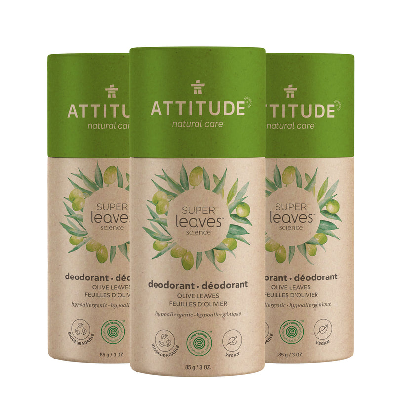 Bundle of 3 Biodegredable Deodorant Olive Leaves _en?_bundle?