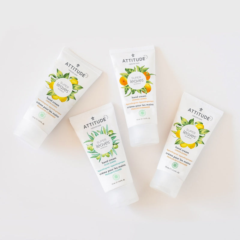 All leaves Natural Hand Cream _en?