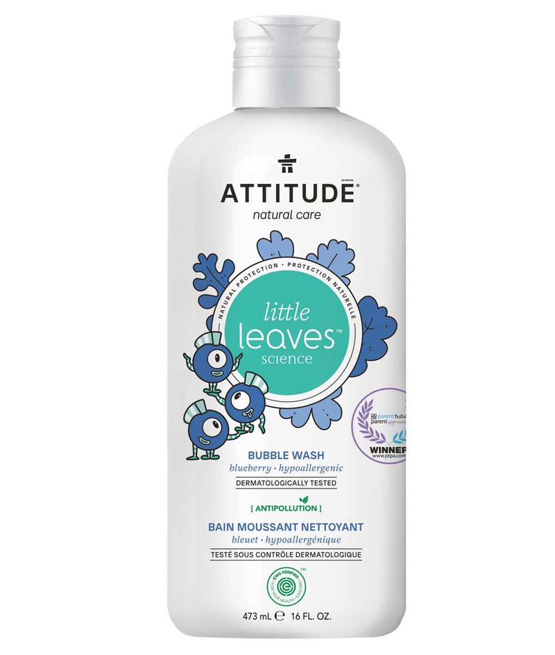 ATTITUDE little leaves™ Kids Bubble Wash Blueberry _en?_main?