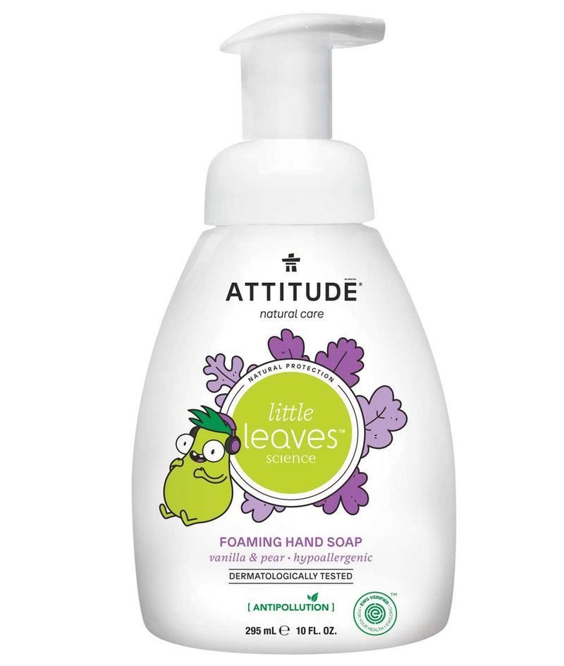 Foaming Hand Soap Vanilla & pear Hypoallergenic_en?_main?