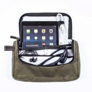 Travel Media Pouch