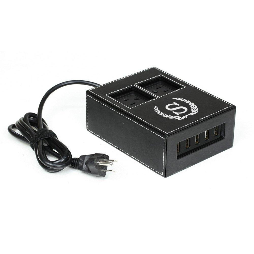 Power Hub - 5 USB & 2 AC Outlets - Customized