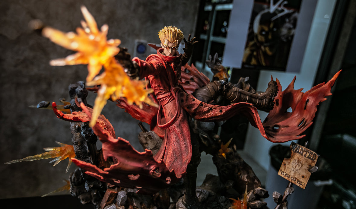 Critic Reviews: Trigun Vash 20th Anniversary Edition