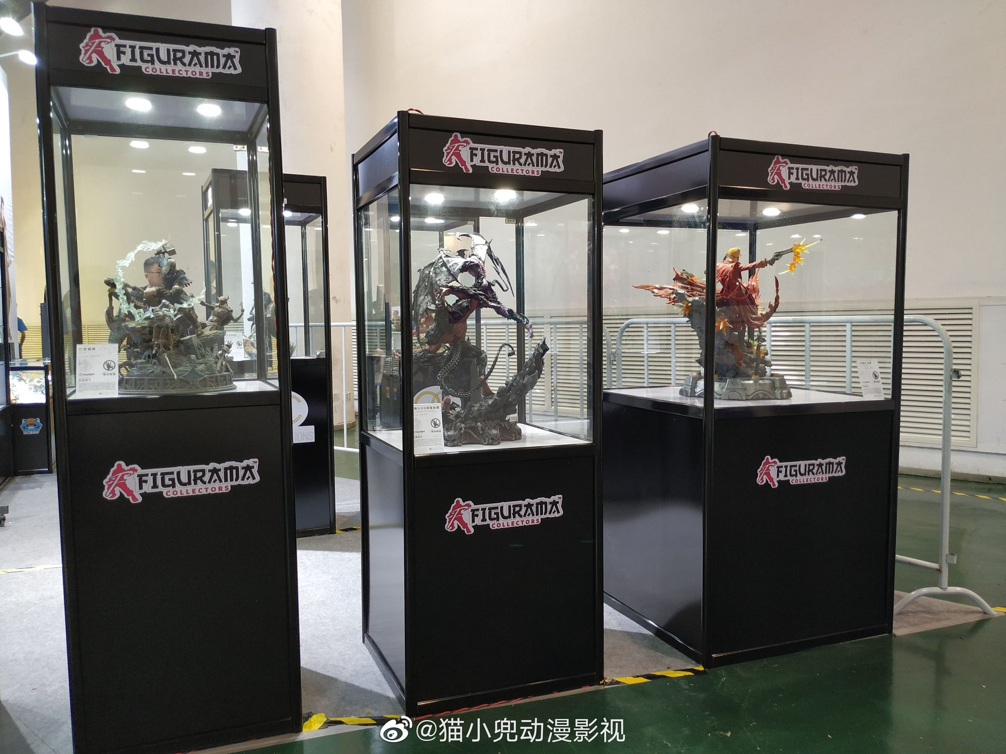 FIGURAMA COLLECTORS DRAWS CROWDS AT THE CHINA INTERNATIONAL CARTOON AND ANIME FESTIVAL