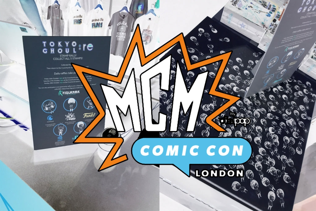 Kaneki VS Yamori MCM London Comic Con Stamp Rally Giveaway