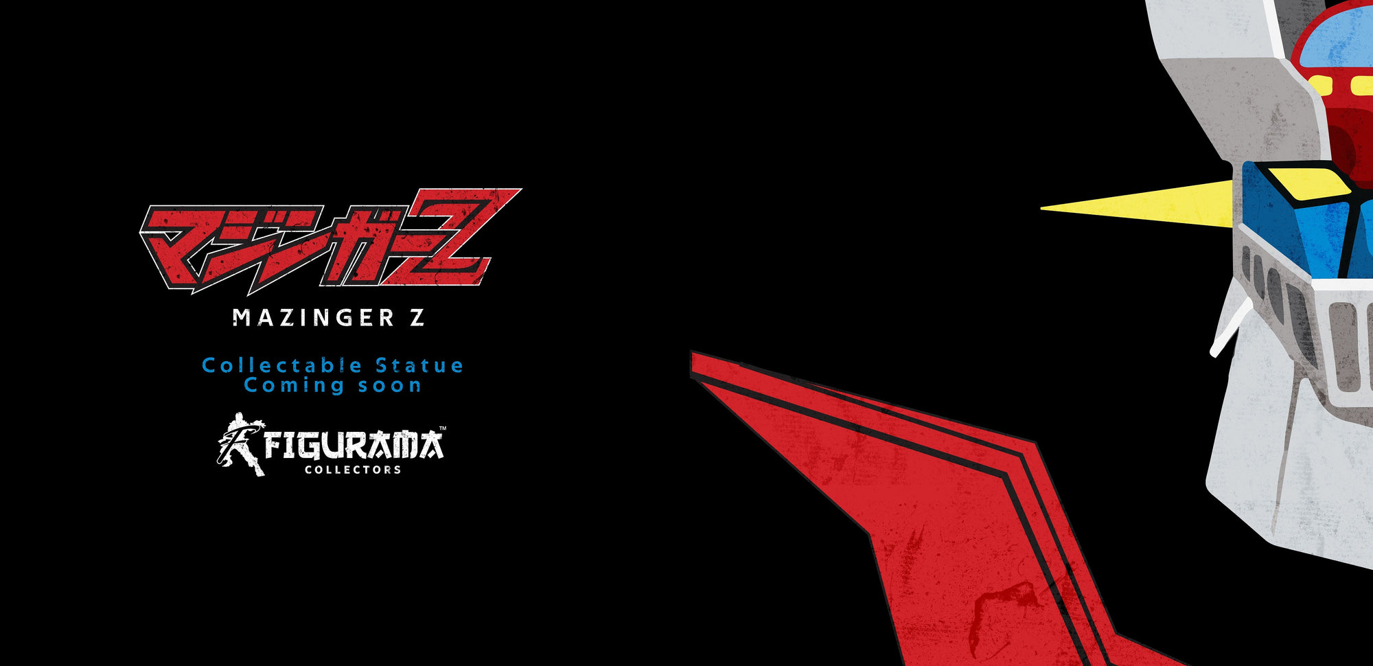 Figurama Collectors Reveals Ultimate Nostalgic License: MAZINGER Z!