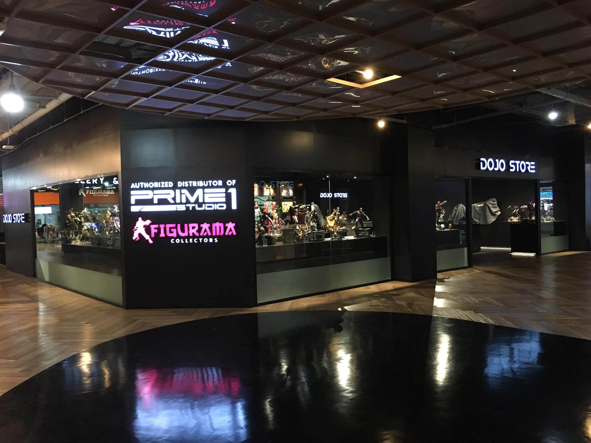 Figurama Collectors New Distributor: Dojo Store in Thailand