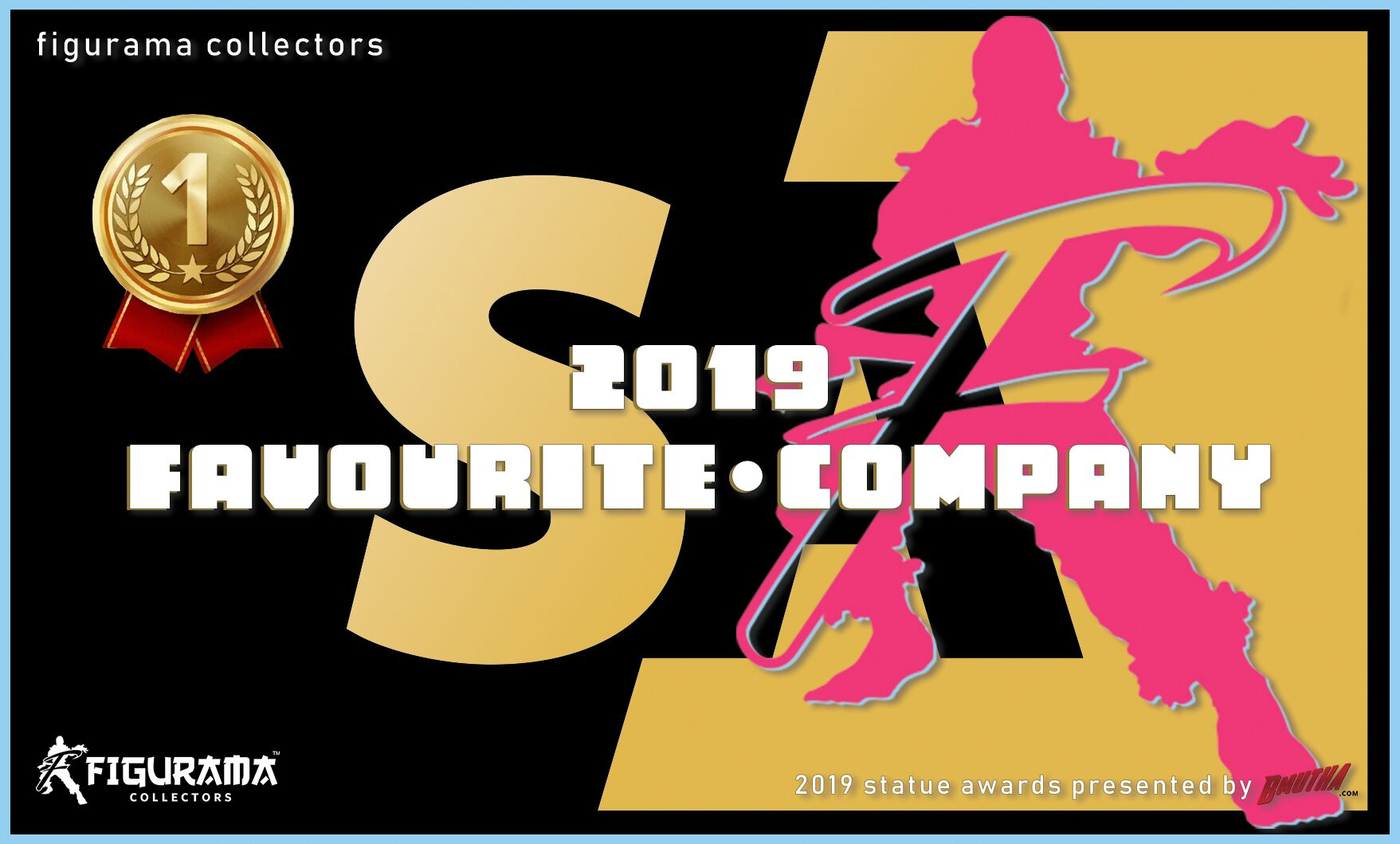 BMUTHA Statue Awards Favorite Company 2019: Figurama Collectors