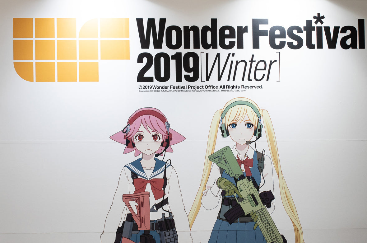 Wonder Festival Winter 2019: A Groundbreaking Success!