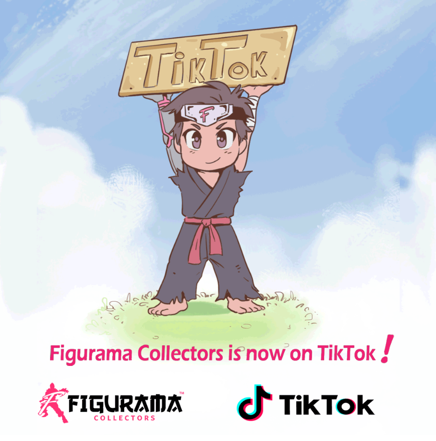 🎵 GOT TIKTOK? GET ✨EXCITED✨FOR FIGURAMA COLLECTORS!