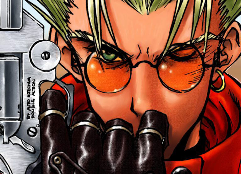 Trigun Fans! Get ready for Vash the stampede