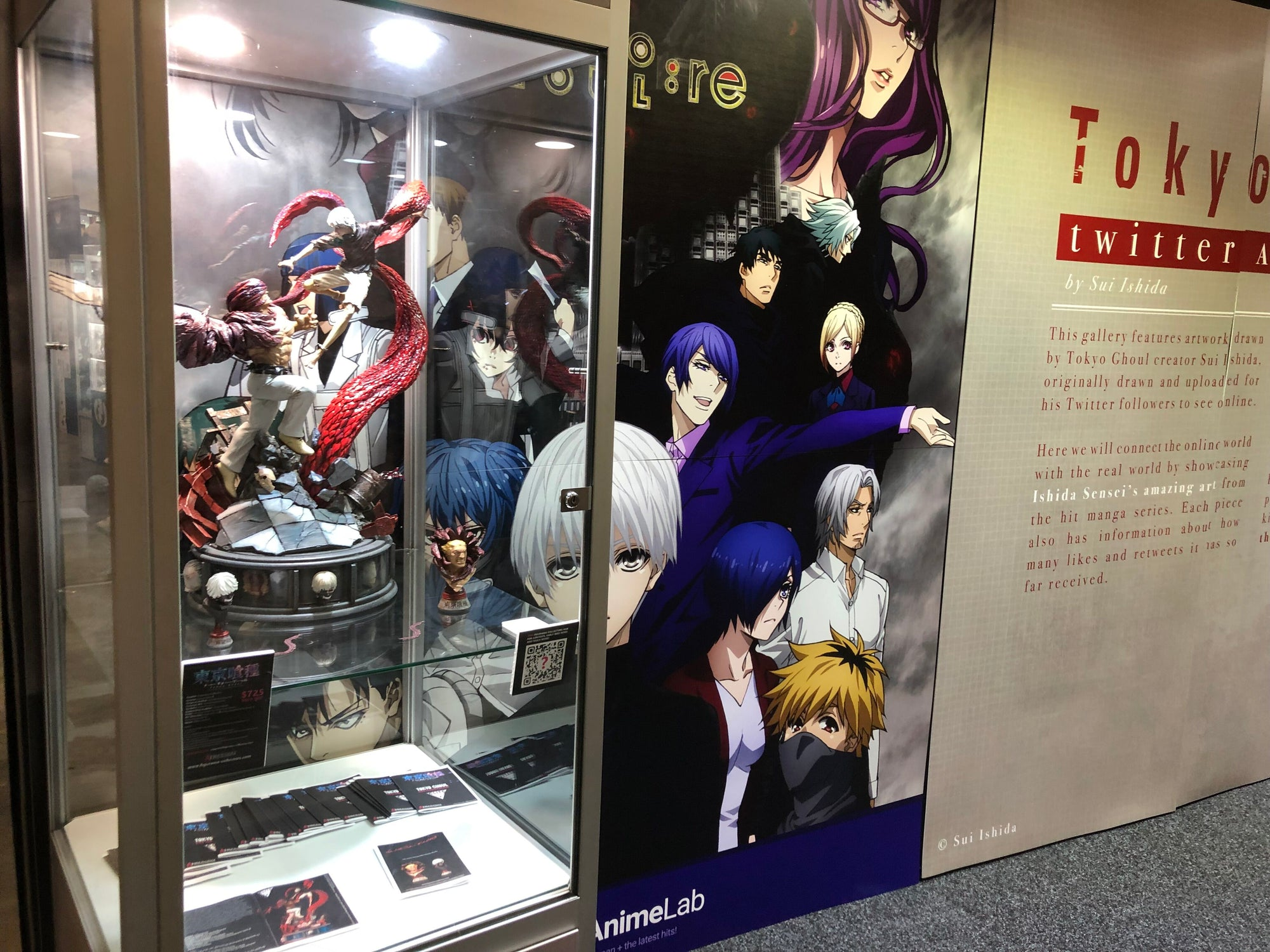 Kaneki VS Yamori Admired by Over 10,000 Attendees at Madman Anime Festival in Australia