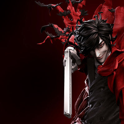 Alucard of Hellsing Ultimate