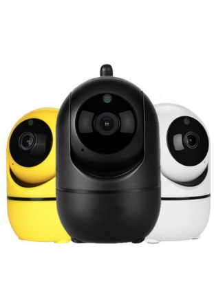 Multipurpose smart monitoring camera