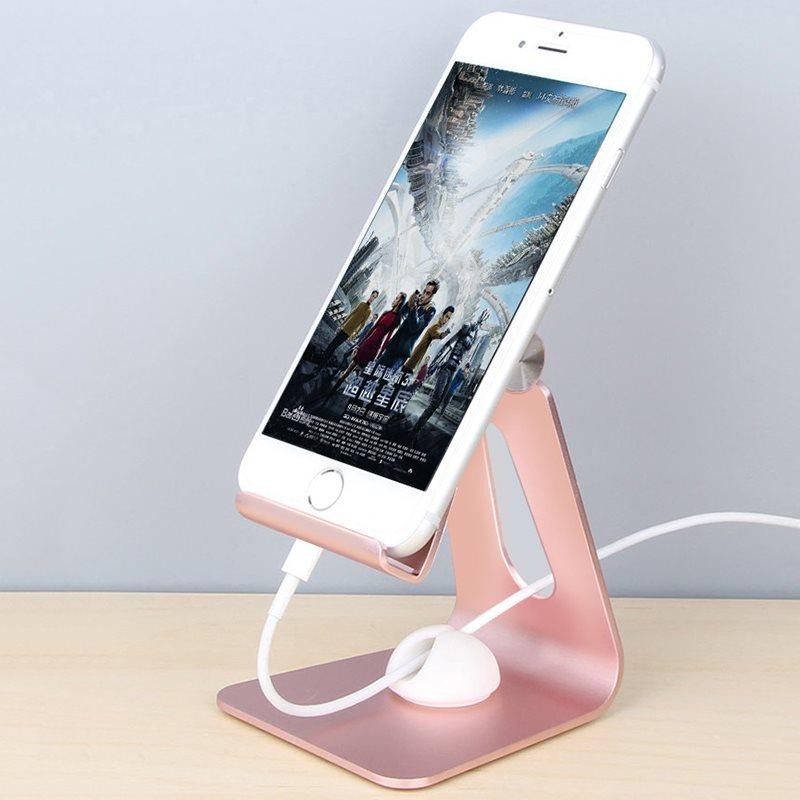 Removable Aluminium Alloy Mobile Phone Holders & Stands