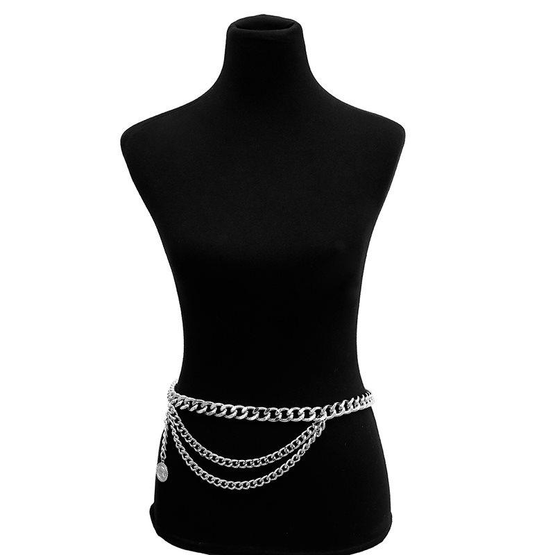 Metal Chain Vintage Waist Chains