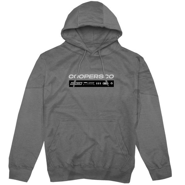 "Hoodie création n°9 ""The future"" Gris"