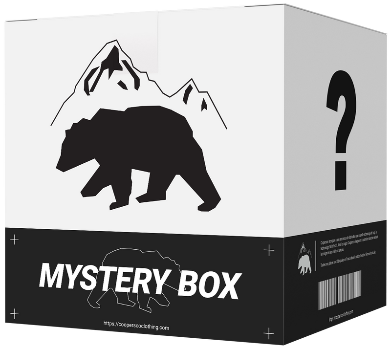 Mystery box Coopersco - 100 exemplaires