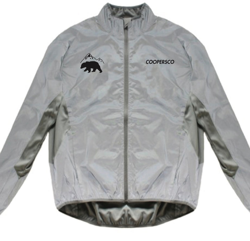 Veste Coopersco Full 3M™ réflective