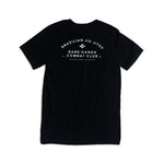 Brazilian Jiu Jitsu Combat T-shirt in Black
