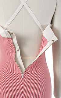 1950s Cole of California Striped Swimsuit | x-small/small