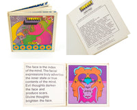 1970 Peter Max 1st Edition Illustrated Art Books