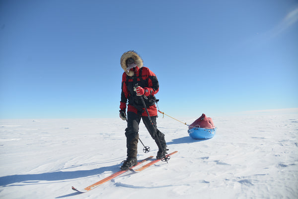 Paula Strengell - From trails of Lapland to Mount Everest and the South Pole