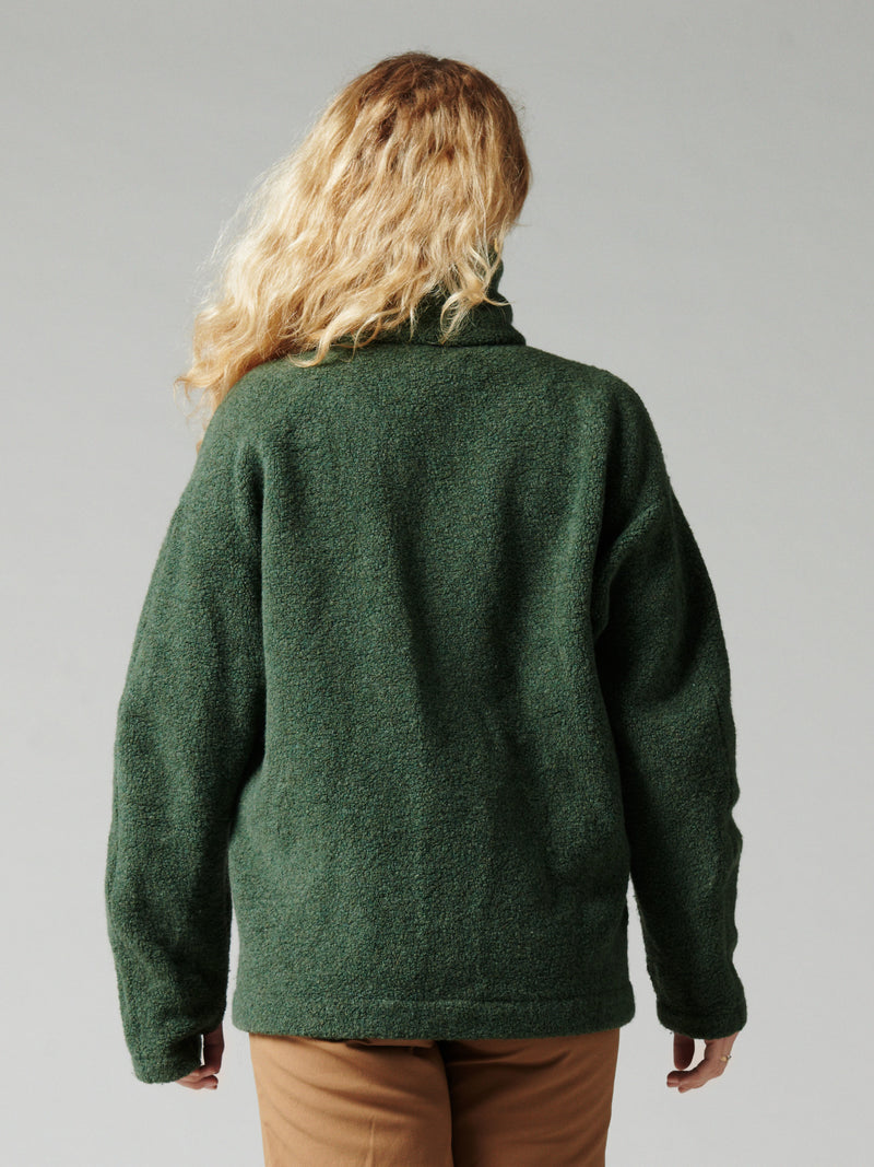 Minna Wool Fleece Jacket