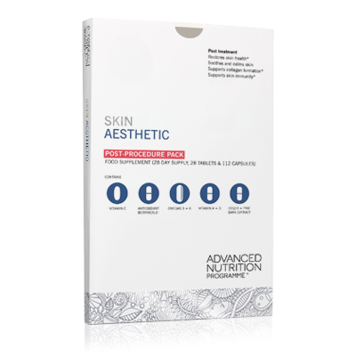 Skin Aesthetic Post-Procedure Pack