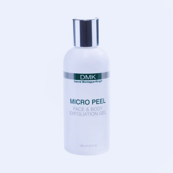 Micro Peel Face & Body Exfoliation Gel, 180 ml