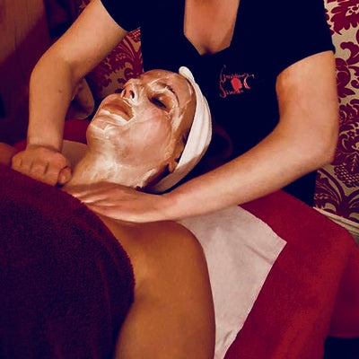 Massage at Geraldine's Skincare Clinic County Mayo