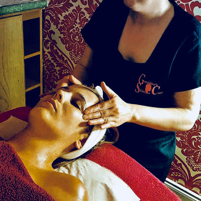 Indian Head Massage Westport County Mayo Ireland