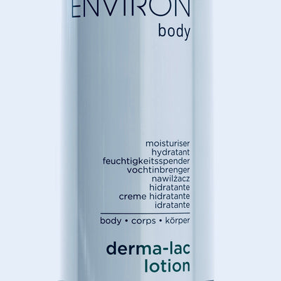 Environ Skincare Derma Lac Lotion available to buy at Geraldine's Skincare Clinic