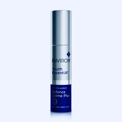 Environ Skincare Youth EssentiA Antioxidant Defence Cream Plus available to buy at Geraldine's Skincare Clinic
