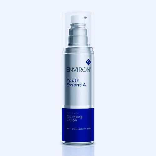 Environ Skincare Youth EssentiA Hydra Intense Cleansing Lotion available to buy at Geraldine's Skincare Clinic