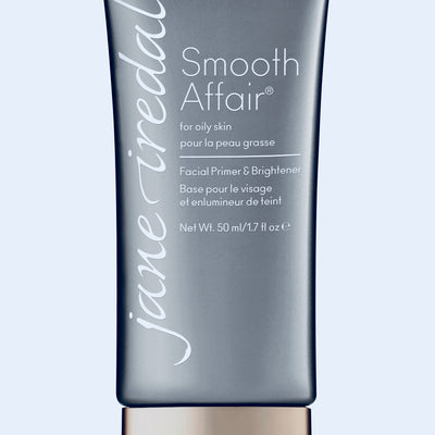 Smooth Affair For Oily Skin Facial Primer & Brightener