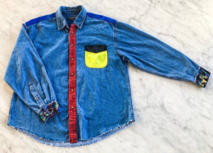 Primary Denim Shirt
