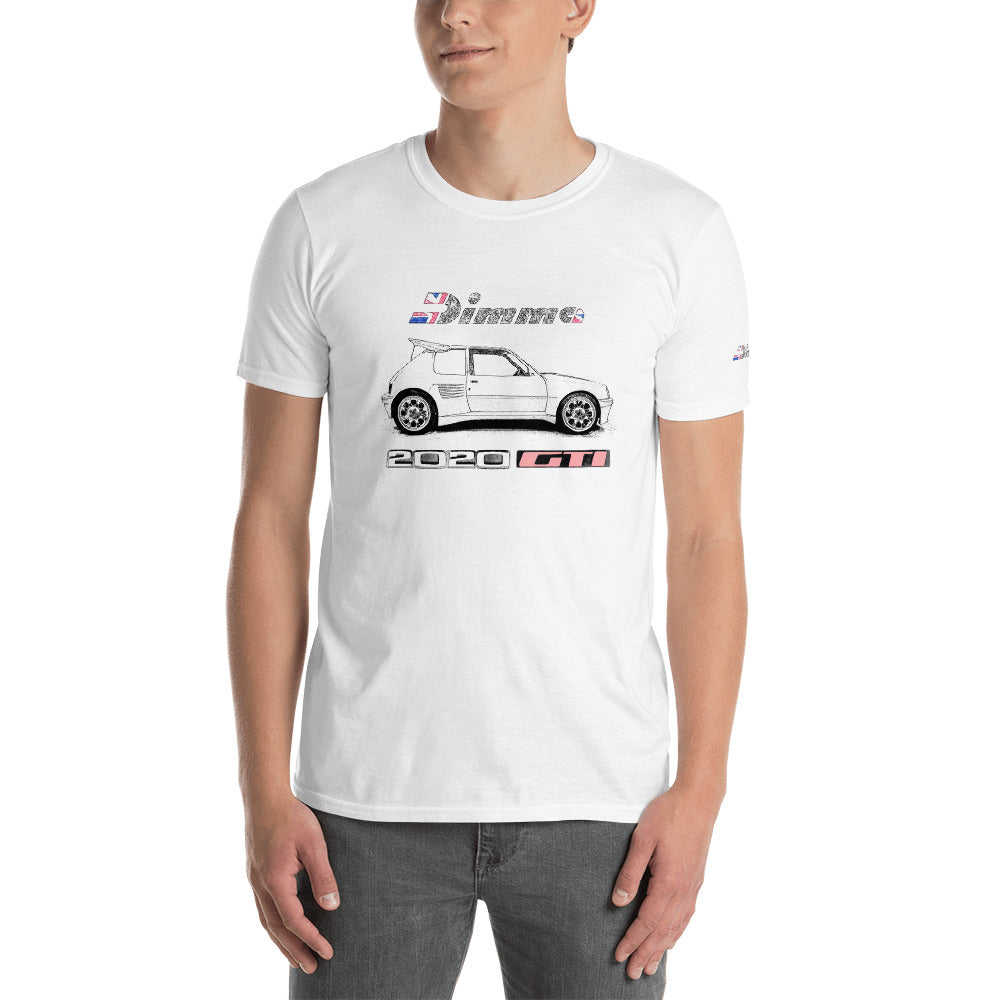 Dimma UK 2020 Sketch T-shirt