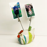 Photo Holder -Two Photos
