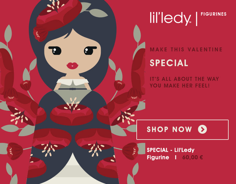 Lil' Ledy Special - Special Gift for Valentine's Day