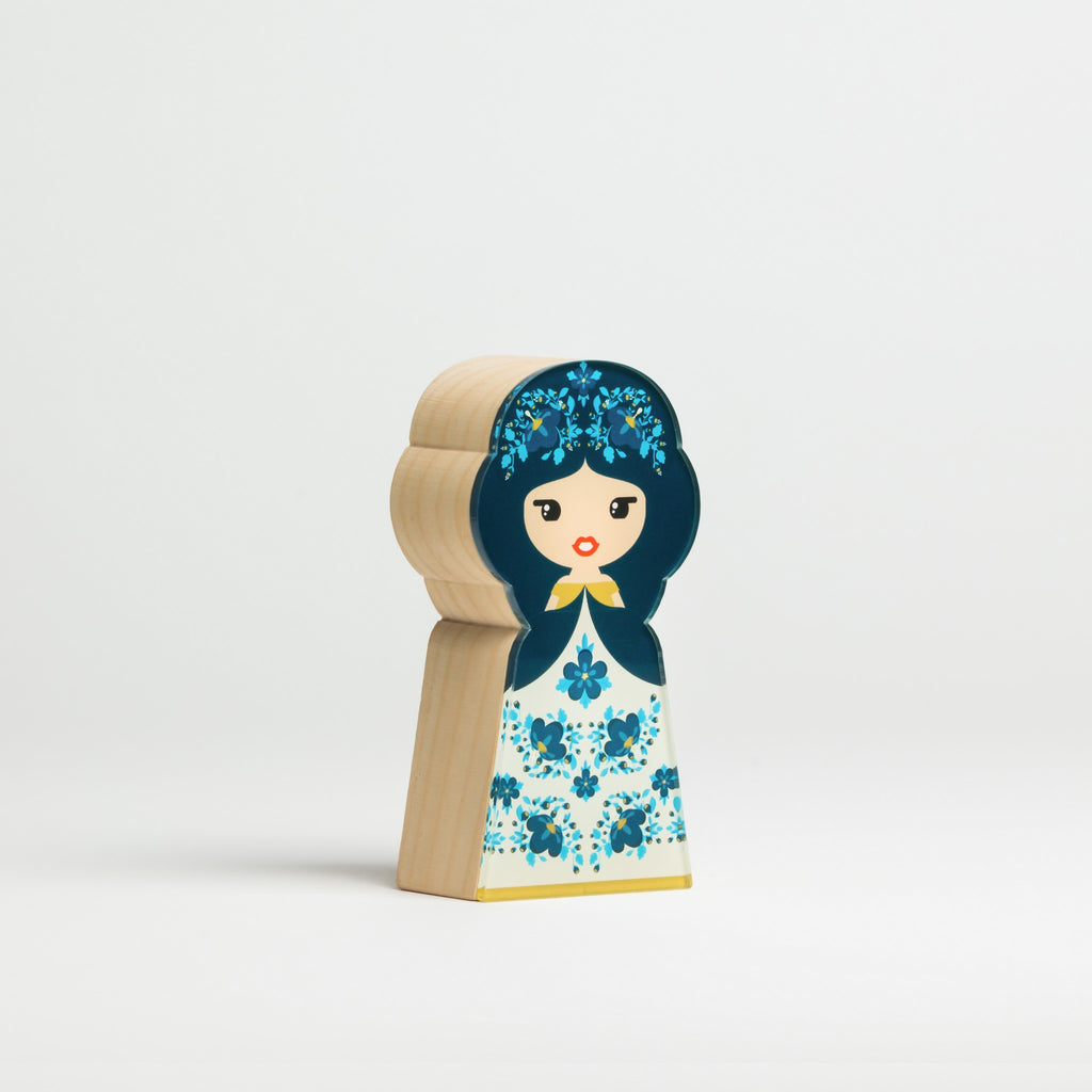 IMPERFECTLY PERFECT - Lil' Ledy Figurine
