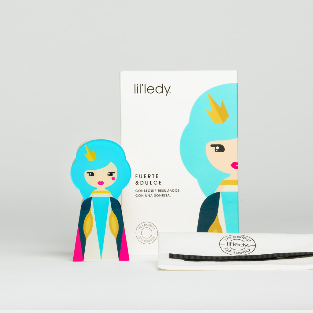 STRONG & SWEET - Lil' Ledy Figurine