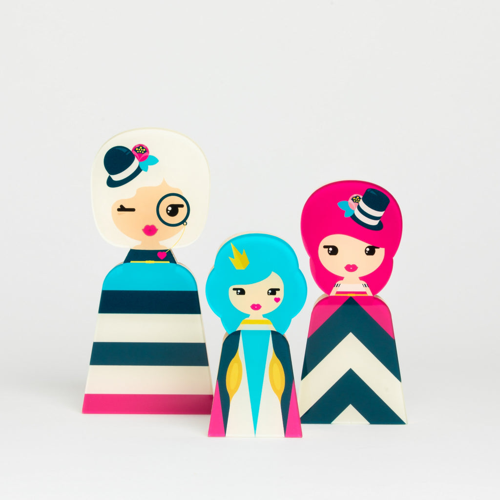 Circus Circus Collection - Lil' Ledy Figurines