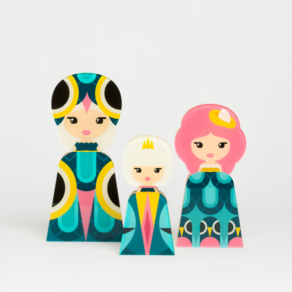 Free as a Bird Collection - Lil' Ledy Figurines